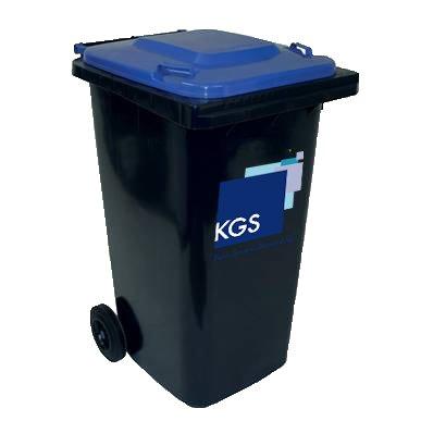 KGS E-Waste & IT Equipment Dispose Bin Service